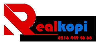 Realkopi – Kiralık Fotokopi Kyocera Fotokopi Logo